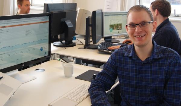 Billede af Jakob Pedersen, stifter af Bredbåndsmatch.dk